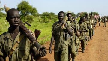"""تبادل الإتهامات بين الجيش السوداني و""""الشعبية"""" حول هجوم عسكري بجنوب كردفان"""