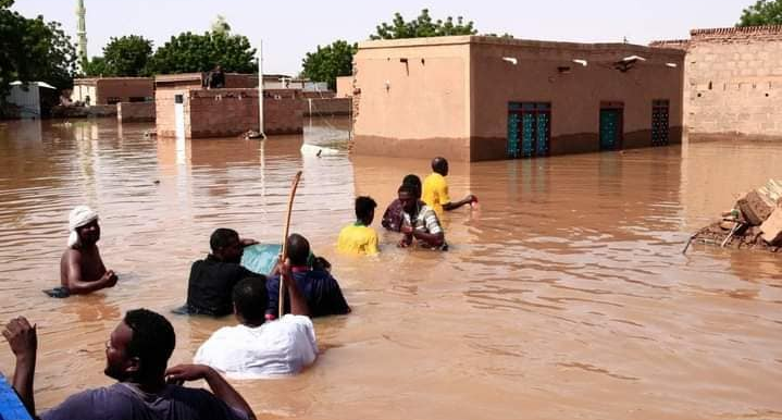 Unprecedented floods