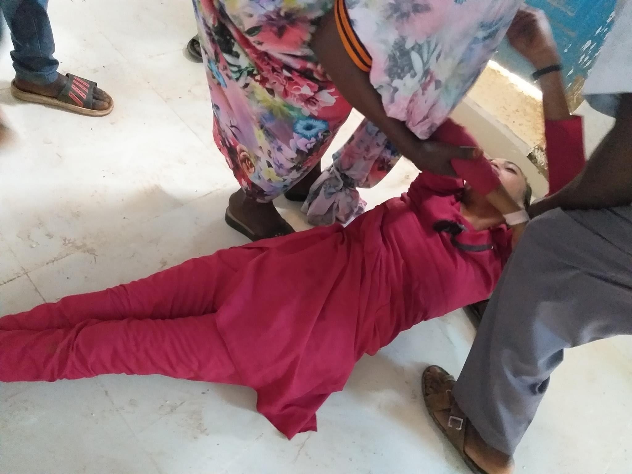 إصابة (27) طالبا وإعتقال (6) آخرين في تفريغ مظاهرات بوسط دارفور