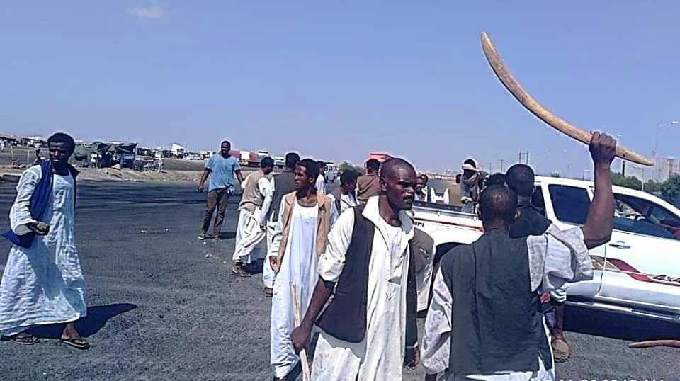 شرق السودان