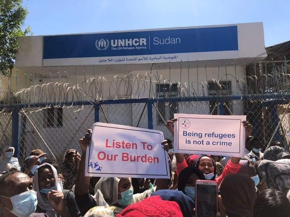 إثيوبيون في السودان .. لجوء دون هوية (1)