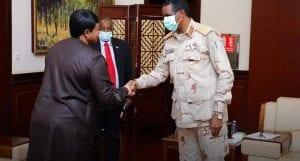 ICC Immunity Sudan military