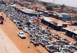 Traffic Sudan