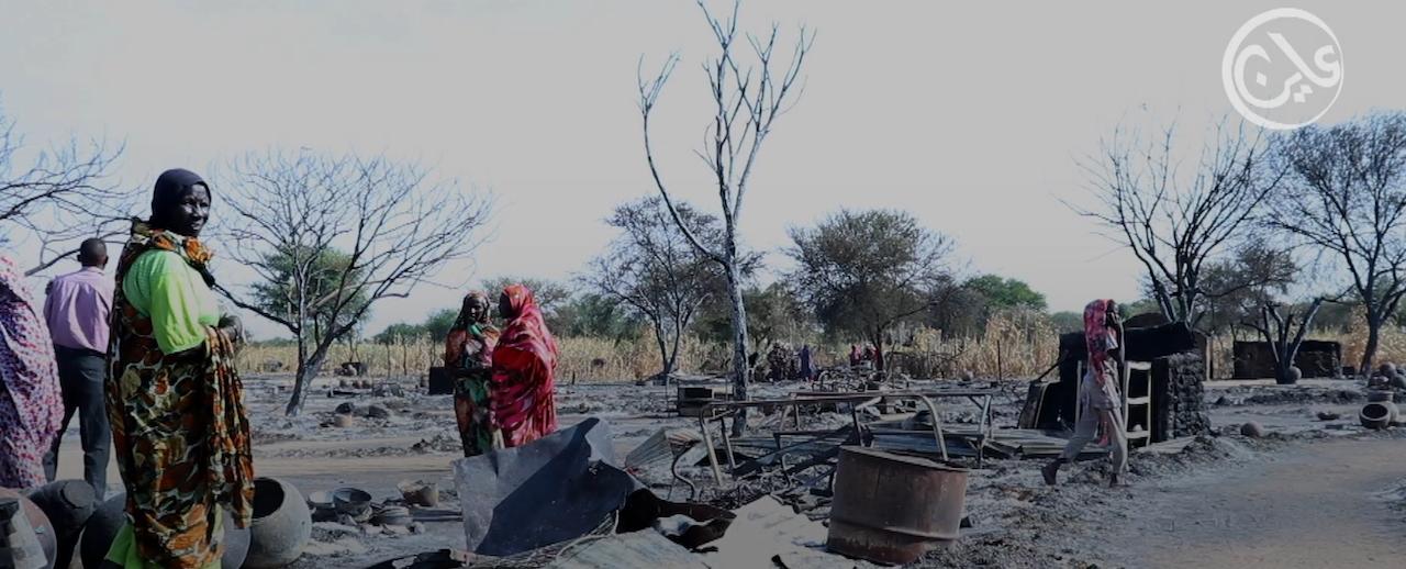 IDPs in Darfur