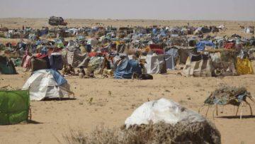 نازحون يطلقون نداء إستغاثة عاجلة جراء هجمات علي مخيم بدارفور