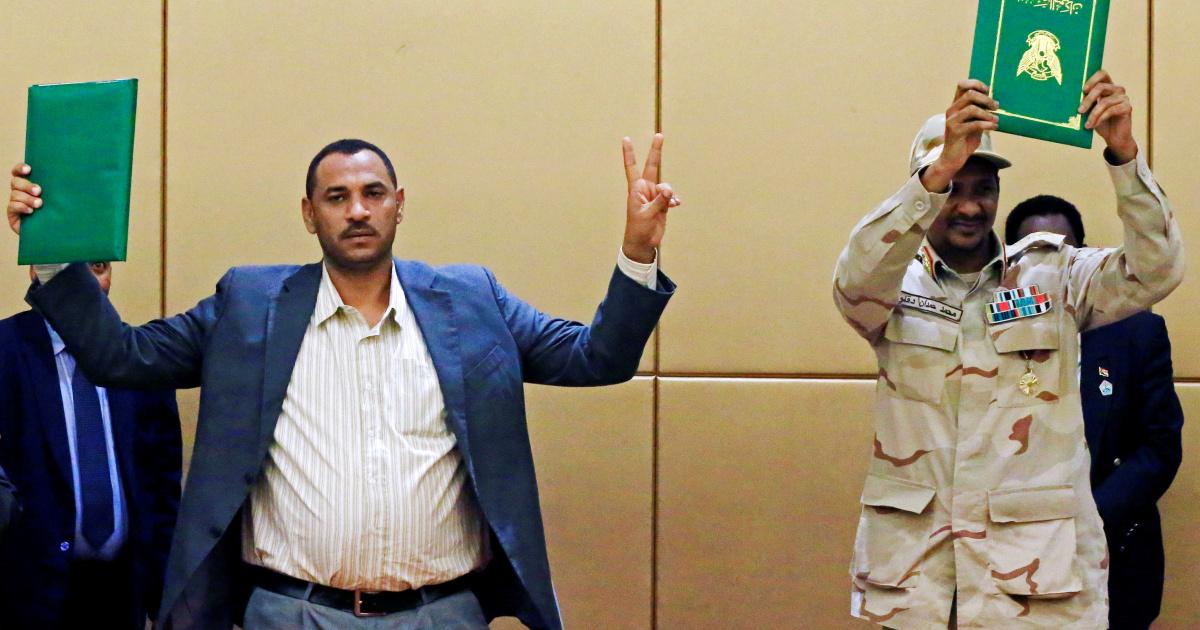 برلمان ثوري .. أحلام السودانيين تتبخر