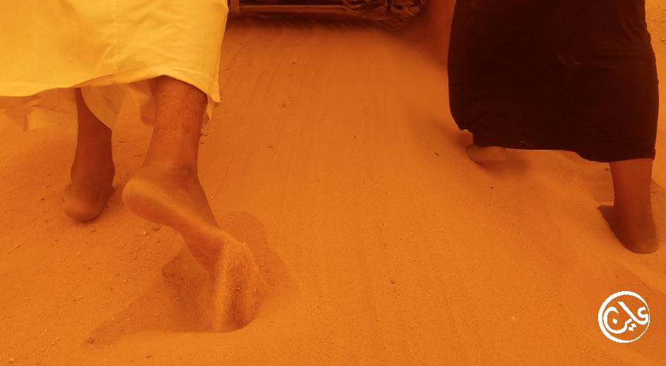 المناصير.. الغضب الكامن في قلب الصحراء