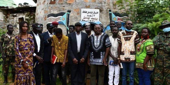 """""""الشعبية"""" و""""تحرير السودان"""".. تقارب الأجندة السياسية والعسكرية"""