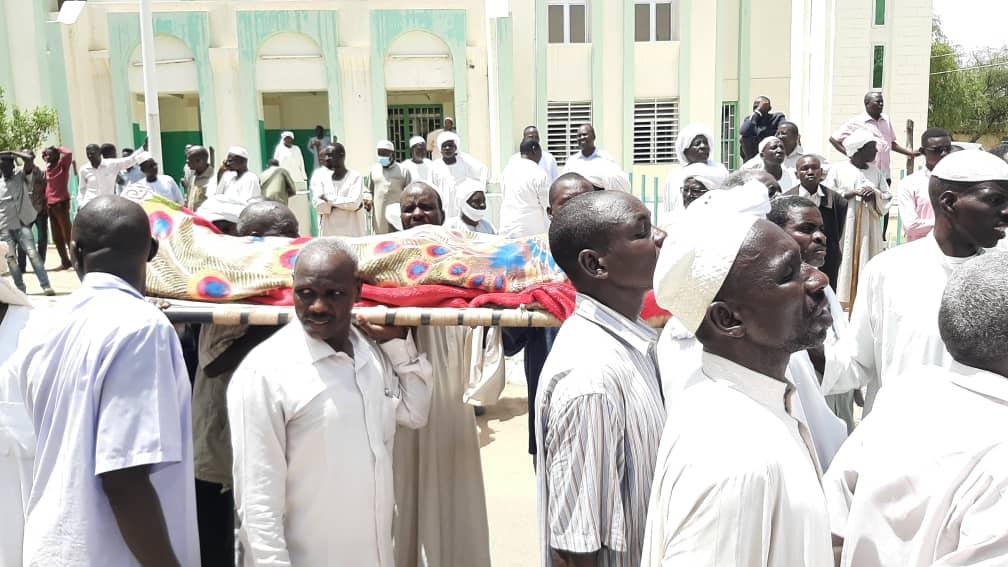 النازحين امل العودة والانتاج في دارفور