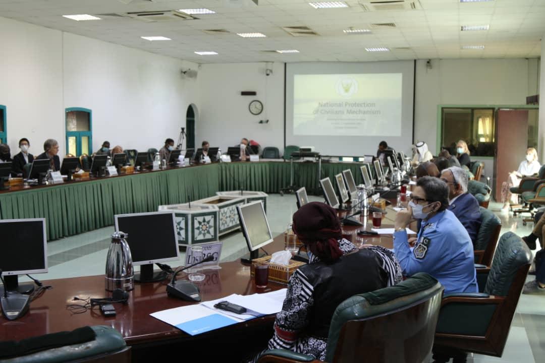السودان يعتزم تشكيل القوات المشتركة في مناطق السلم بعد توفر ضمانات مالية