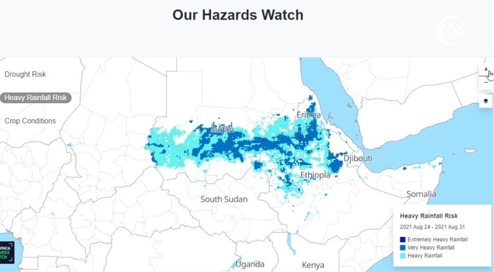 فيضانات وسيول السودان..  أكثر من سبب لـ «الكارثة»